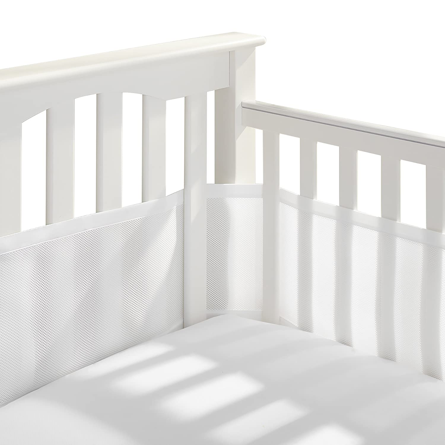 how to make a crib bumper without sewing