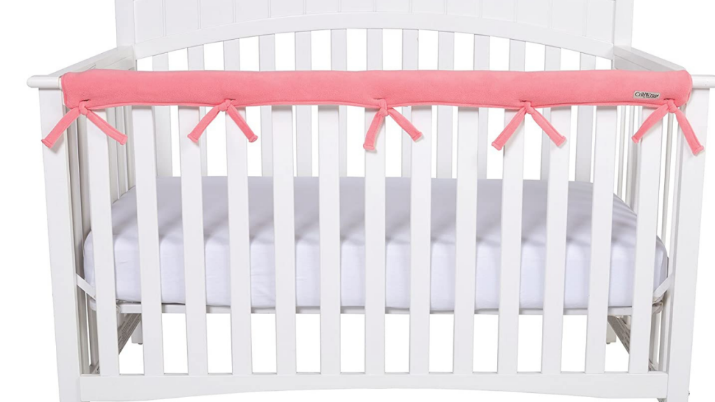 How To Stop Baby from Chewing On Crib (2)